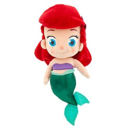 Disney Store Toddler The Little Mermaid Ariel Plush Doll