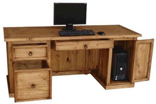 Furniture office furniture pine desk office pine desk - Pine office desk ...