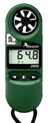 Kestrel 2000 Series Digital Weather Station by Kestrel