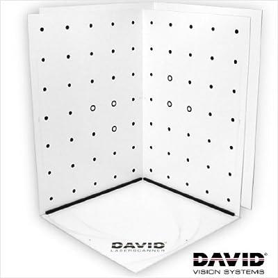 DAVID 3D Calibration Panels Set