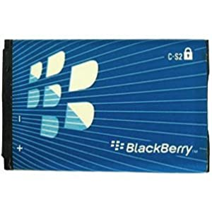 BlackBerry Original Li-Ion Battery for BlackBerry 7100, 8700, 8703, Curve 8530, 8520, 8330, 8320, 8310, 8300, and Gemini 8520