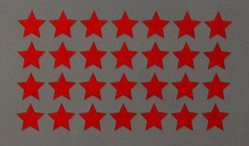 reflektierendes-aufkleberset-sterne-36-stuck-rot-reflex-006-rot-oe-2cm-pro-aufkleber-reflexion-leuch