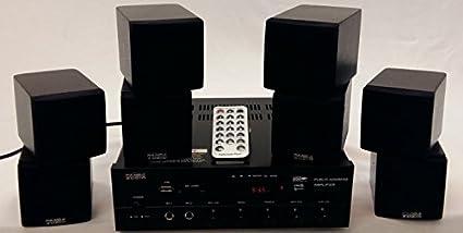 Panda Audio KV-772-L Speakers