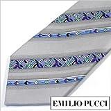 エミリオプッチ EMILIO PUCCI ネクタイ エミリオ プッチ ブランド シルク素材 P8007-5