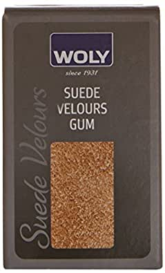 Woly Unisex-Adult Suede Velour Gum Shoe Treatments and Polishes 1441 Neutral One Size