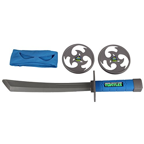 Teenage Mutant Ninja Turtles Ninja Combat Gear Leonardo (Ninja Turtles Leonardo Katana compare prices)