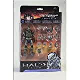 Spartan Gungnir Deluxe Armour Pack - Halo Reach Series 5 Deluxe Box Set