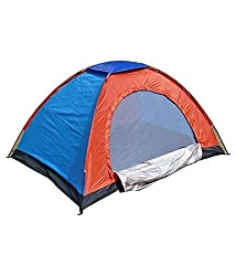 HSR Six Peoples Portable Camping Tent (Colors May Vary)