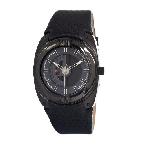 Dfactory Dfi021wbb White Label Mens Watch