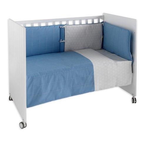 Opiniones de cambrass 24115 juego de accesorios para camas tama o 100x140 40x60cm comprar - Accesorios para camas ...