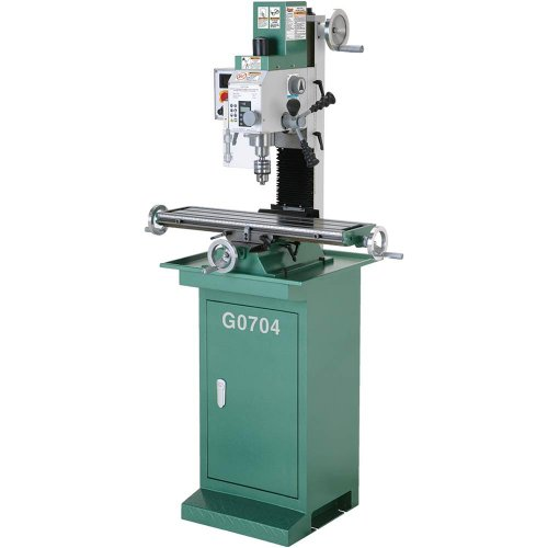 grizzly milling machine