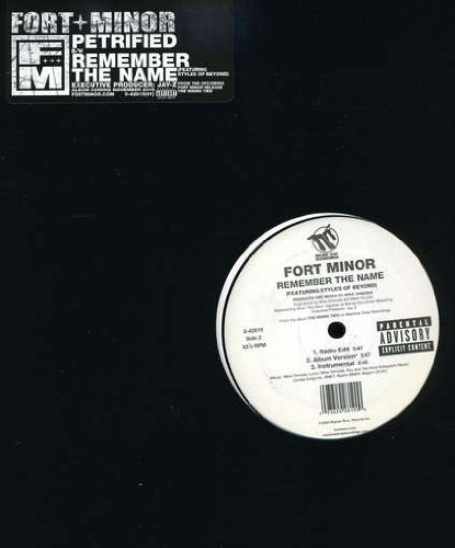 Fort Minor-- Remember The Name