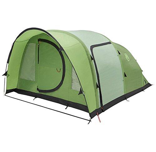 Zelt Mit Festem Bett : Outwell posadas camping bett doppelt nero
