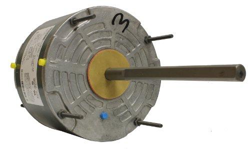 Fasco D740 Condenser, 5.6-Inch Frame Diameter, 1/2 Hp, 1075 Rpm, 208-230-Volt, 4.5-Amp, Sleeve Bearing