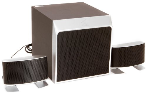 Altec Lansing Vs2921 30W 2.1 Speaker System With Subwoofer