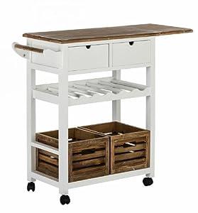Küchenwagen Landhausstil kuchenwagen tisch beste bildideen zu hause design