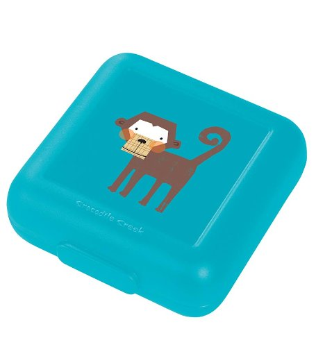 Crocodile Creek Kids Reusable Sandwich Keeper, in Monkey