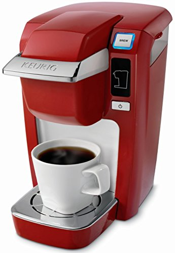 Keurig K10 Mini Plus Brewing System, Red (Coffee Keurig Machine compare prices)