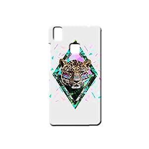 G-STAR Designer Printed Back case cover for VIVO V3 - G5052