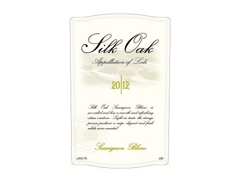 2012 Silk Oak Sauvignon Blanc Lodi 750 Ml