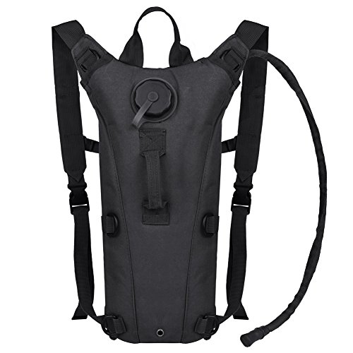Vbiger Hydration Pack with 3L Bladder Water Bag