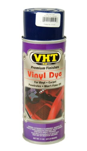Vht Sp950 Vinyl Dye Dark Blue Satin Can 11 Oz Oils