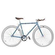 Zycle Fix Misty Blue Fixed Gear Bicycle (55, Pursuit)
