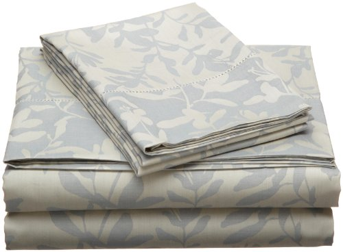 Peacock Alley Luxury Linens Luca 100 Percent Egyptian Cotton Sheet Set