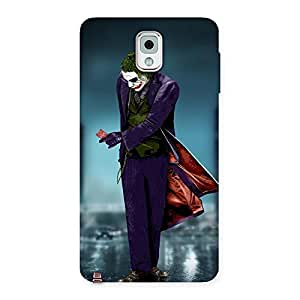Stylish Walking Mad Back Case Cover for Galaxy Note 3