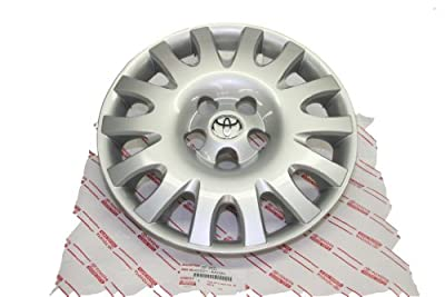 "Genuine Toyota (42621-AA090) 16"" Wheel Cover"