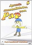 Aprende Manualidades Con Pap 5 [DVD]