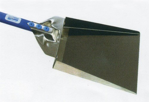 Ash Shovel - Stainless Steel With Aluminum Handle front-226082