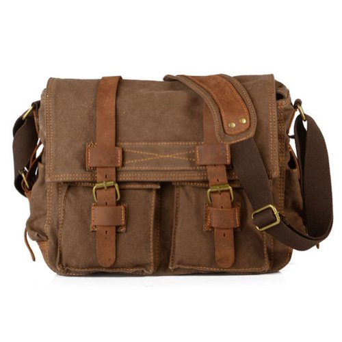 uoften-sac-toile-pour-homme-sac-decole-sac-militaire-sac-messager-cafe