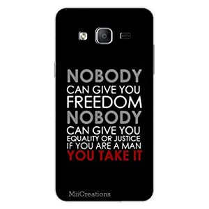 MiiCreations 3D Printed Back Cover for Samsung Galaxy On7,Quatation