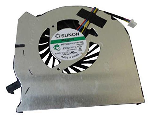 New CPU Cooling Fan For HP ENVY dv7-7300 dv7-7310dx dv7-7323cl dv7-7333cl dv7-7358ca dv7-7373ca dv7-7398ca dv7t-7300 dv7t-7300 CT0 (Hp Envy Dv7 Cooling Fan compare prices)