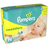 Pampers Swaddlers Diapers Size 1 - 240 Count