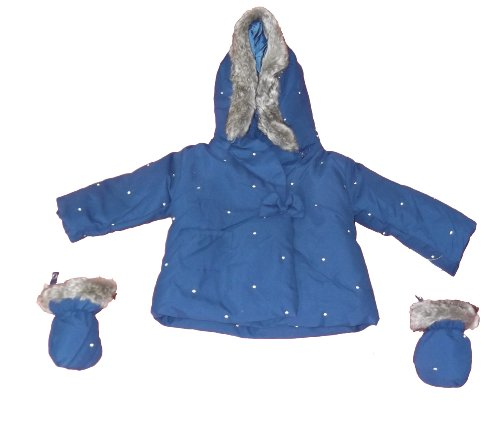 Absorba Infant Girls Jacket Size 12mos