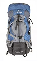 "TETON Sports Outfitter4600 Ultralight Internal Frame Backpack (35.5""x 14.4""x 14"" Navy Blue)"