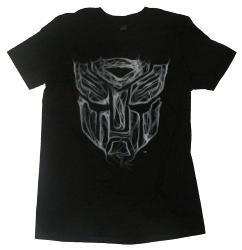 Transformers Autobots Smoke Logo Graphic T-Shirt