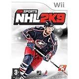 echange, troc NHL 2K9 (Wii) [import anglais]