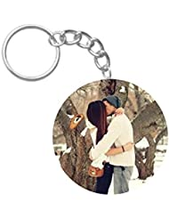 True Love | ShopTwiz Printed Circle Key Ring