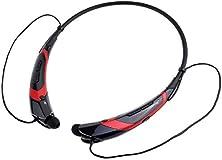 buy Viotek Vitality Wireless Bluetooth 4.0 Around-The-Neck Earbud Headphones (Red)