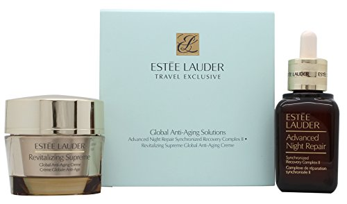 Estee Lauder Confezione Regalo 50ml Advanced Night Repair Siero Viso + 50ml Crema Rivitalizzante