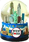 New York Snow Globe – 45MM Skyline716…