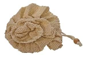 Eponge fleur sisal -