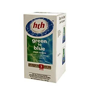 Amazon Com Arch Chemical Hth 91912 Green To Blue Shock