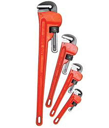 Auzar-1049-Pipe-Wrenches-Set-(8,10,12,14)