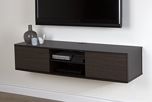South Shore Agora Wall-Mounted Media Console For TVs up to 5