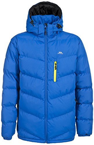 Trespass, Piumino Uomo Blustery, Blu (Electric Blue), XXL