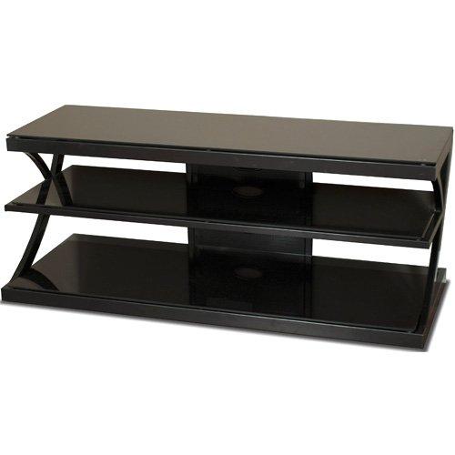Cheap Techcraft NTR48 48-Inch Wide Bernini Flat Panel TV Stand (Black) (NTR48)